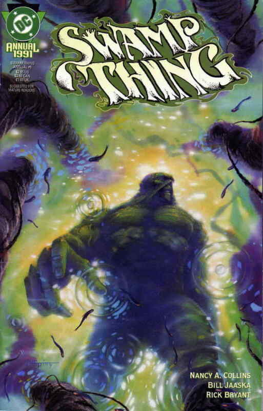 Swamp Thing (2nd Series) Annual #6 VF/NM; DC | save on shipping - details inside