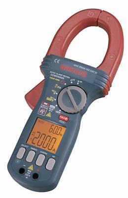 Sanwa Clamp Meter Dcm2000dr Sanwa Electric Instrument Dual Display Japan Fs