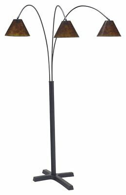 Ashley Furniture Signature Design L725049 Sharde Metal Arc Adjustable Dumfound Lamp