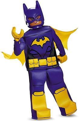 NEW LEGO Movie Batgirl Prestige Child Costume - Small (S)  Size 4-6x Purple