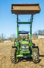 MFWD Synchro Shift Tractors