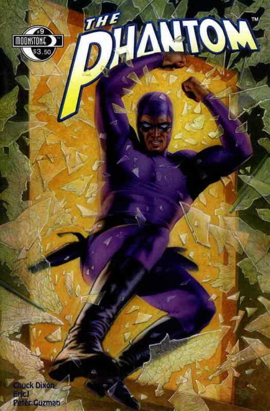 Phantom, The (5th Series) #9 VF/NM; Moonstone | save on shipping - details insid