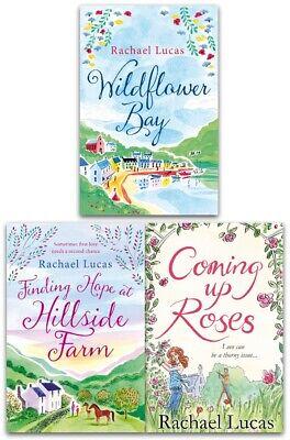 Rachael Lucas Collection - 3 Books