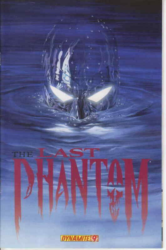 Last Phantom, The #9A VF; Dynamite | save on shipping - details inside