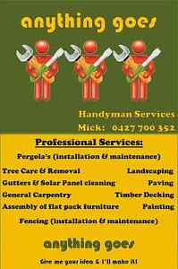 anything goes - handyman services Adelaide CBD Adelaide City Preview