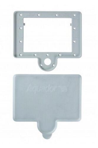 Aquador #1020 Winter Skimmer Closing Plate Kit For Doughboy & Embassy Skimmers