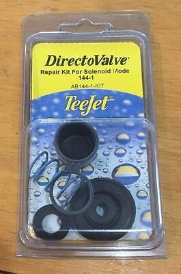 Teejet Electric Solenoid Valve Ab144-1-kit Repair Kit For Model 144-1