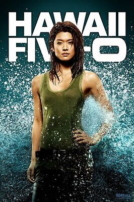 Hawaii Five O Poster Print : Grace Park Poster : 11 X 17 Inches
