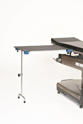 "New MCM-316 Carbon Fiber Rectangular Arm/Hand Surgical Table w2"" Pad"