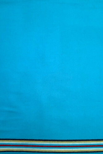 TRADE CLOTH 10-Band Turquoise 100% WOOL