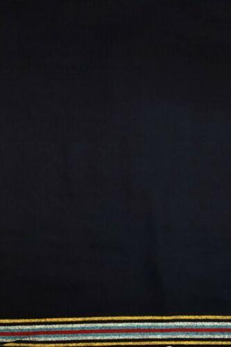 TRADE CLOTH 8-BAND Navy 100% WOOL