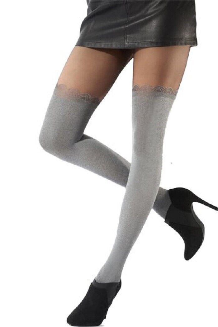 Pretty Polly Nylons Suspender Tights Style PMARL9