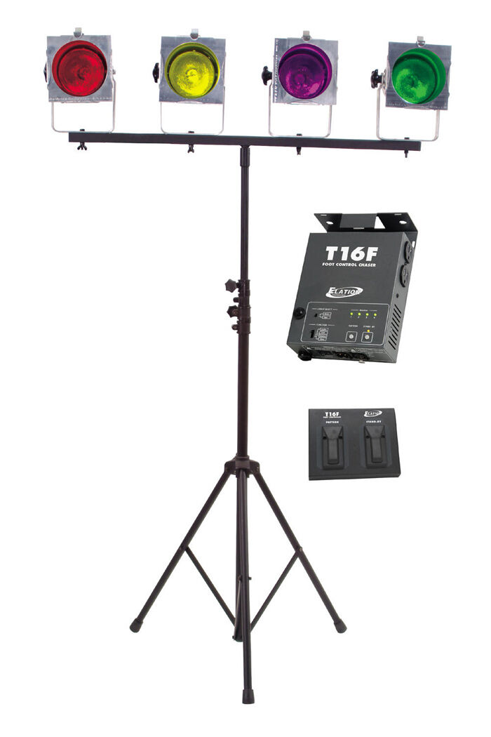 american dj ls60a portable lighting package store demo. Black Bedroom Furniture Sets. Home Design Ideas