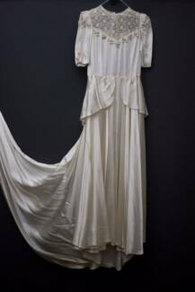 300 VINTAGE BRIDAL GOWNS - 1920's  to 1950's WEDDING DRESSES Adelaide CBD Adelaide City Preview