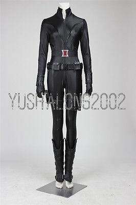 Marvel's The Avengers cosplay Kostüm Natalia Black Widow Natasha Romanoff (Black Widow Cosplay)