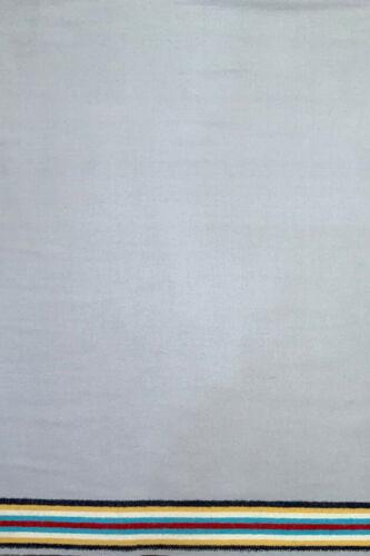 TRADE CLOTH 10-Band Light Blue 100% WOOL