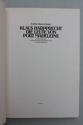 Klaus Harpprecht - Die Leute von Port Madeleine. Dorfgeschichten aus der Proven