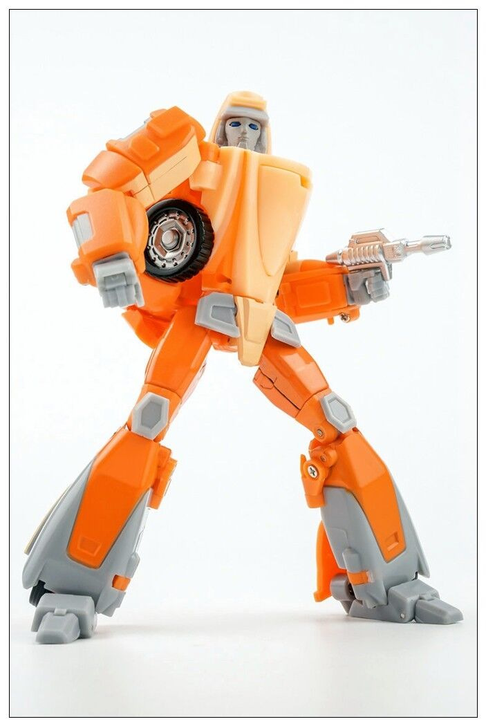 Transformers toy X-Transbots MM-IV OLLIE G1 Wheelie Action figure bababobo00712