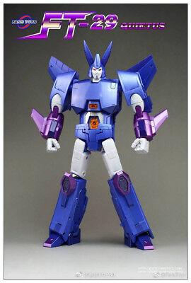 New Transformers Fanstoys FT-29 Quietus G1 Cyclonus Mp Scale Action figure
