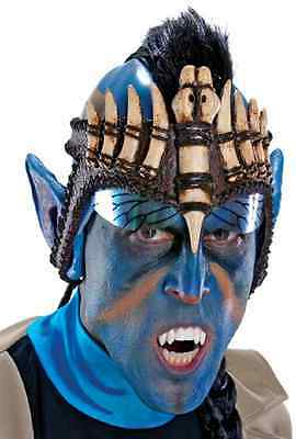 Jake Sully Fangs Teeth Avatar Na'vi Alien Dress Up Halloween Costume Accessory - Sully Dress Up