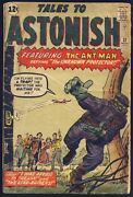 Tales to Astonish 37