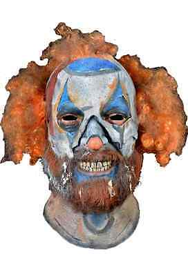 Schizo-Head Mask Rob Zombie 31 Clown Fancy Dress Halloween Costume Accessory - Rob Zombie Clown