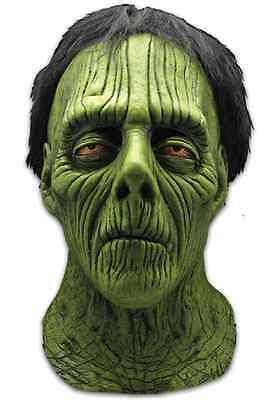 Radio Active Zombie Mask Green Walking Dead Halloween Adult Costume Accessory - Radioactive Halloween Costume