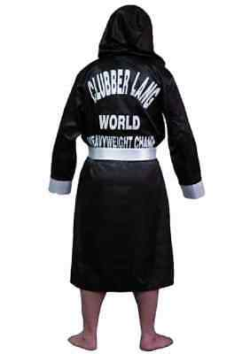 Clubber Lang Robe Rocky Mr. T Fancy Dress Up Halloween Adult Costume (Mr T Halloween Kostüme)