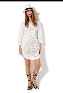 Seafolly eyelet tunic BNWT Merrimac Gold Coast City Preview
