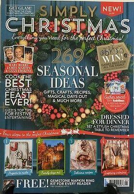 Simply Christmas 2016 269 Seasonal Ideas Gifts Crafts Recipes FREE SHIPPING sb](Christmas Gift Craft Ideas)
