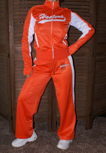 Women's Hooters Track / Warm Up Suit - Small