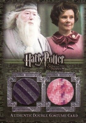 Harry Potter Order of the Pheonix Update 25 Case Incentive Ci4 Dual Costume Card](Pheonix Costume)