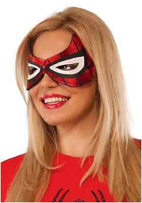 Spider-Girl Eye Mask Marvel Superhero Spider-Man Halloween Costume - Spider Eye Halloween