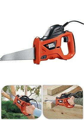Power Hand Saw Carpenter Tool Cut Wood Plastic Metal 120V Electric Portable