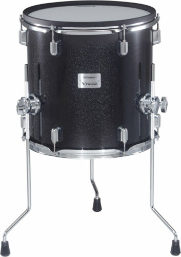 """New Roland PDA140F-MS Dual Zone 14"""" Electronic Floor Tom Drum Pad Trigger 2020"""
