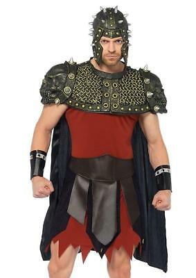 Centurion Warrior Roman Gladiator Spartan Fancy Dress Halloween Adult Costume