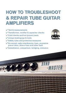 4DVD-set-Book-FIX-REPAIR-TUBE-GUITAR-AMP-valve-amplifier-for-Fender-EL84-6L6-P9