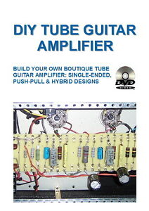 P8-DIY-tube-guitar-amplifier-3-DVD-set-Book-Make-your-own-valve-amp-EL34-6L6