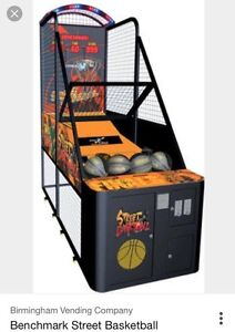 Street Basketball Arcade Game Yokine Stirling Area Preview