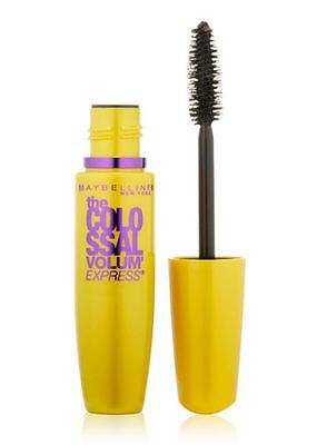 Maybelline The Colossal Volum' Express Mascara, Classic Black [231], 1 ea