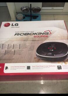 Wanted: LG roboking vacuum