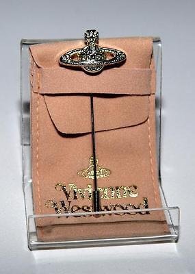 VINTAGE  RARE VIVIENNE WESTWOOD HAT/LAPEL STICK PIN (NEW)