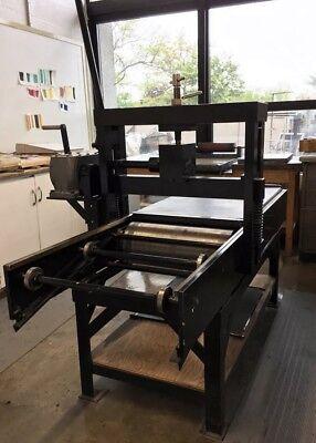Charles Brand Ln2440pr Litho Press