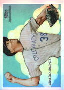 2010 Topps Chrome National Chicle