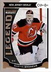 Martin Brodeur Hockey Trading Cards