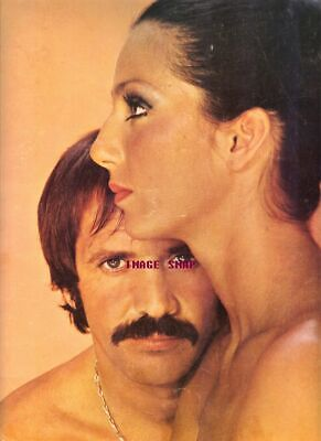 SONNY BONO AND CHER 60s 70s Sixties Seventies Poster Wall Print 24 x 36 (inch) 5