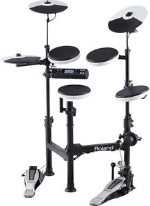 Roland TD-4KP Portable V Drum Kit TD4KP New Portable Drum Kit