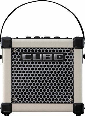 Roland amplificatore chitarra elettrica Micro Cube GX White