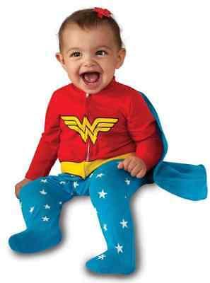 Wonder Woman DC Comics Superhero Justice League Halloween Baby Child Costume
