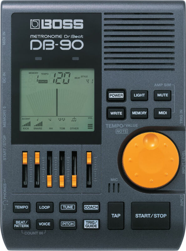 BOSS DB-90 Metronome - Ships from USA